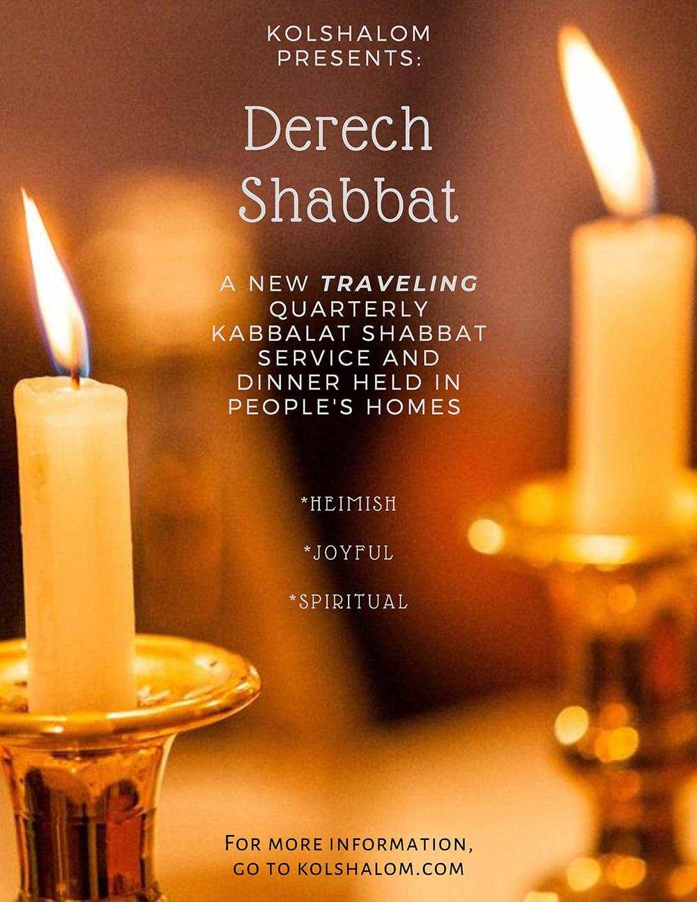 Derech Shabbat