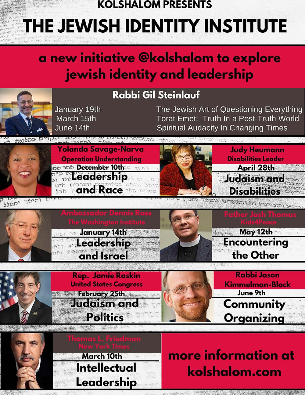 Jewish Identity Institute
