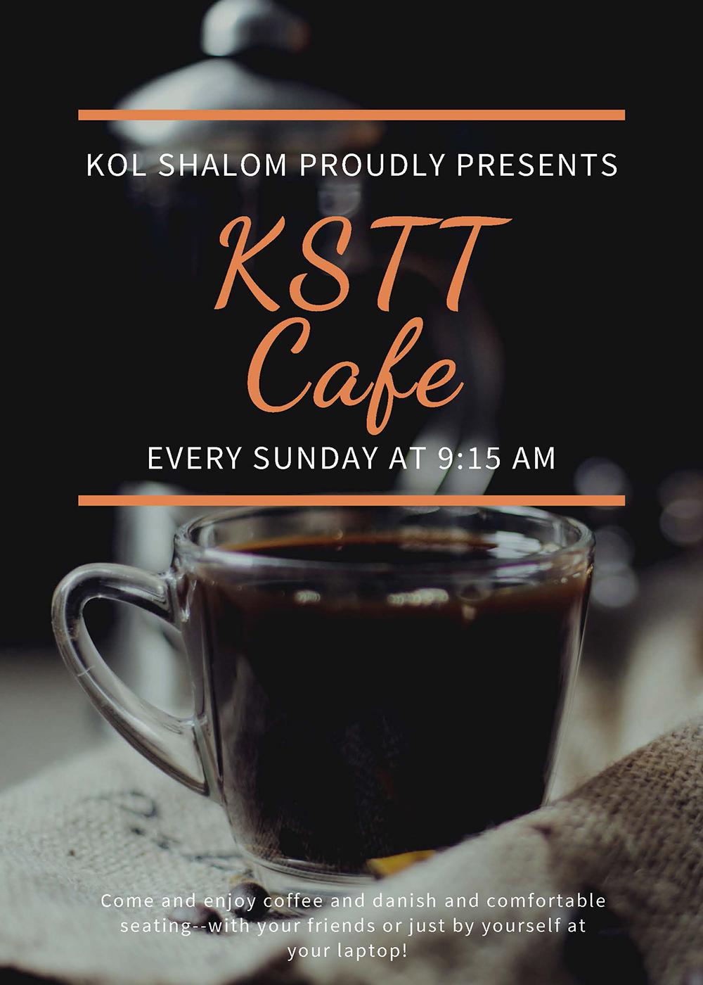 KSTT Cafe